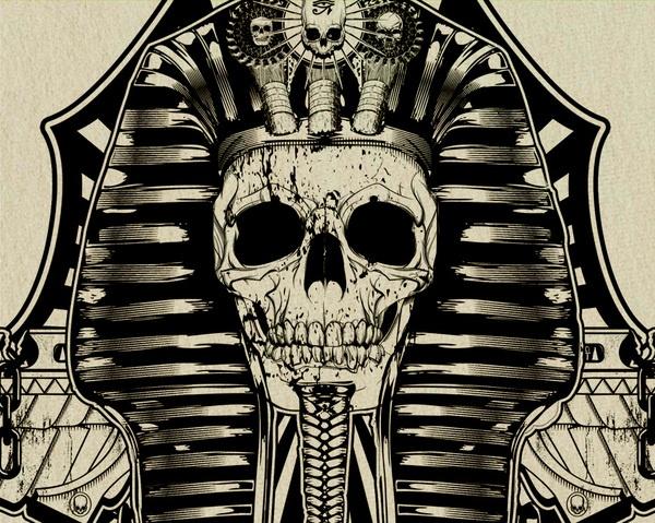 Pictures Of King Tut Skull Tattoo Kidskunstinfo
