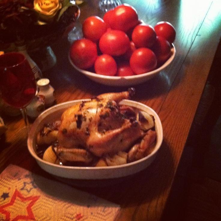 Organic Lemon Rosemary chicken: Lemon Rosemari Chicken, Organizations Lemon