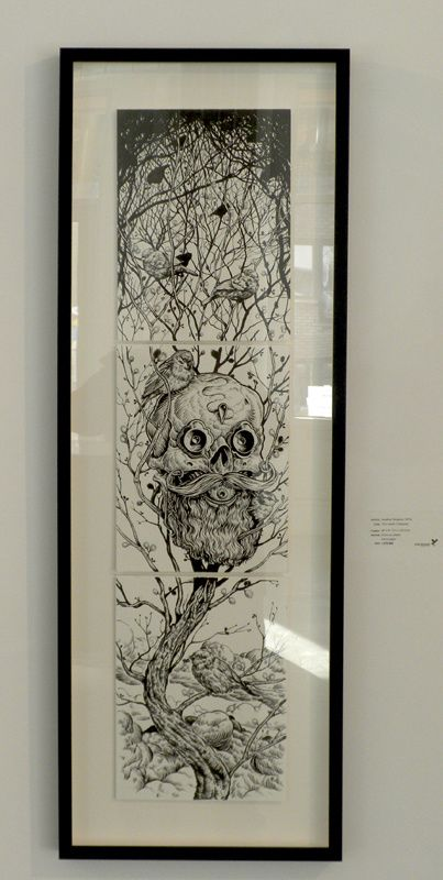 The art of JONATHAN BERGERON - Lueurs