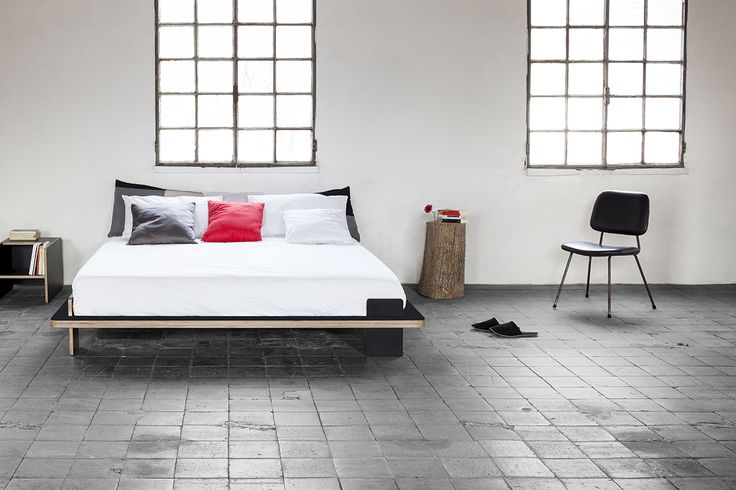 The Rigo Letto Plywood Double Bed is the archetype of a bed. The double bed frame embraces you and your mattress, immersing you in Japanese atmospheres. The simple lines of the plywood, painted with water-based varnishes and exposed edge evoke the neatness and the rigor of futons and tatami from Japan where the culture of a [...]