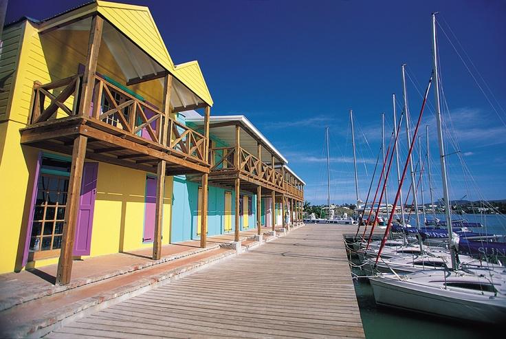 Islas Leeward, Antigua, Antillas, Caribe