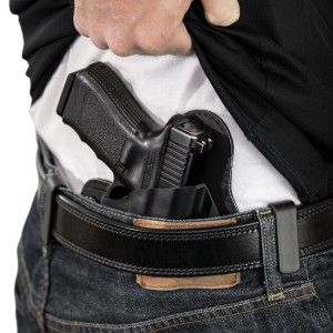 In case you weren't aware, if a law is passed that allows concealed carry reciprocity across the country, we're all going to die. The streets will run red with the&hellip