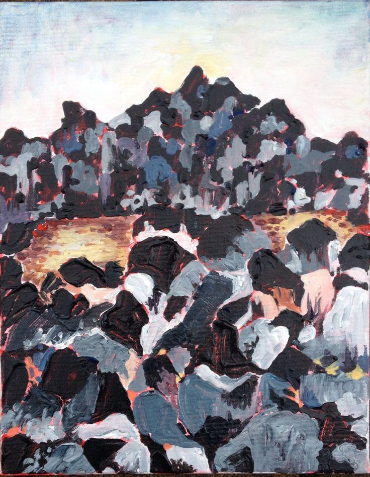 Obsidian flow 2