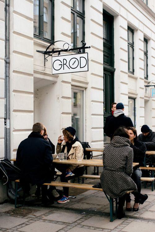 Gros Kopenhagen / Porridge. Très Bon Goût