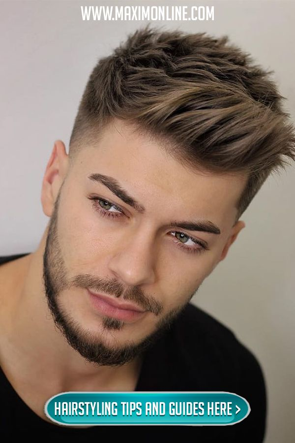 75 Best Short Haircut Ideas For Men In 2020 Mens Haircuts Short Mens Hairstyles Short Mens Hairstyles With Beard