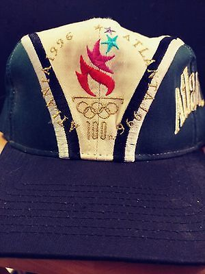 1996 Atlanta Olympics Cap olympic games collection Eastport