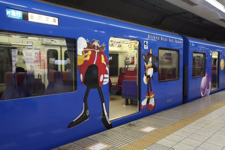 Sonic the Hedgehog (@sonic_hedgehog) | Twitter I want to be on this train! Gotta go fast!