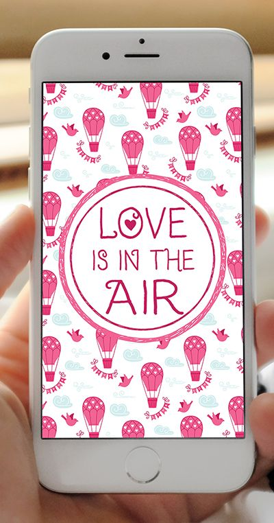 Valentineu0027s Day Inspirational Love Quotes Free Phone Wallpaper