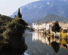 Quillan, France.