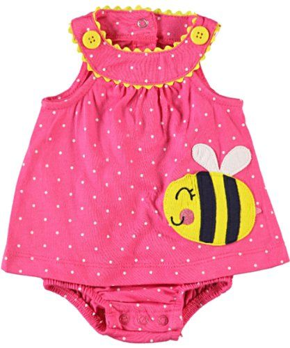Carter's Girls 3-24 Months Bee Polka Dot Sunsuit Set (6 Months, Pink) Carter's,http://www.amazon.com/dp/B00AQK4YPQ/ref=cm_sw_r_pi_dp_t5Dasb0833QB6GJ3