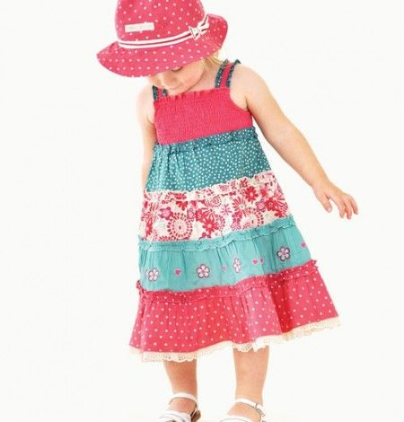 Ready for a Fairy Princess Tea Party http://www.piffyme.com/store/p61/Colourful_Floral_Sundress.html