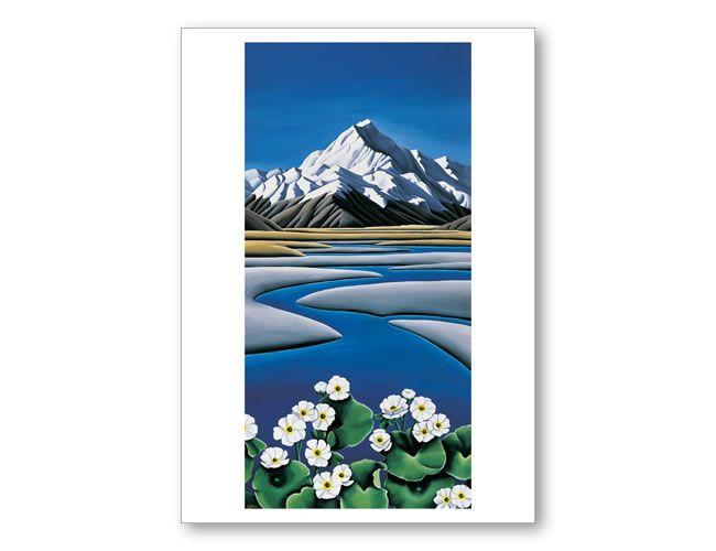 "Diana Adams ""Mount Cook"""