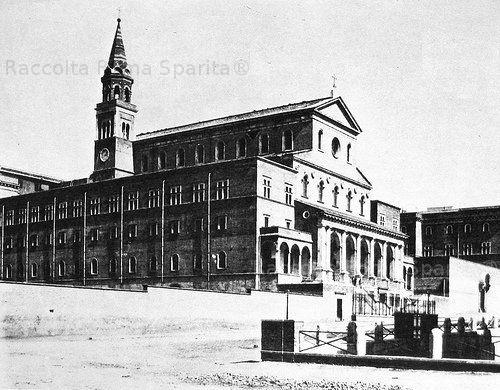 Sant'Antonio da Padova via Merulana