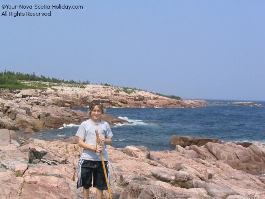 The Coastal hiking trail along the Cabot Trail in Cape Breton is one of the most exciting trails I have ever hiked. You are hiking alongside the Atlantic Ocean for most of the trail. It is awesome!!