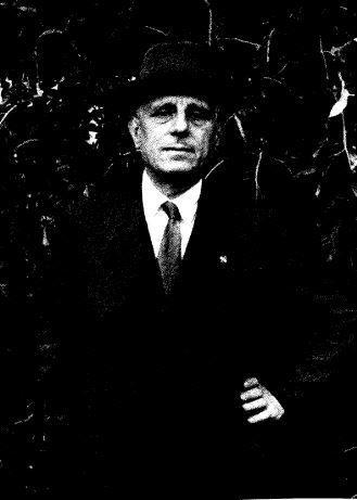 Giovanni Poggi, storico direttore degli Uffizi, soprintendente all'arte medievale e moderna per la Toscana dal 1925 al 1949