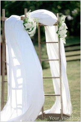 materiał biały 10m do dekoracyji komuni, ślubu