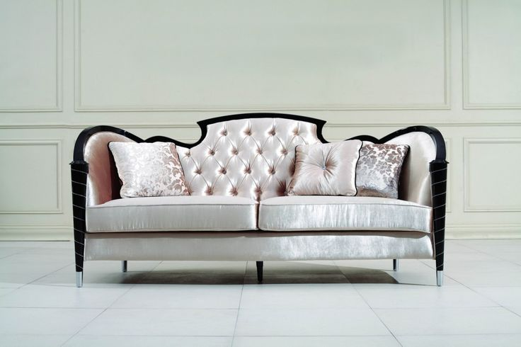 French Influenced Contemporary Lounge/Sofa/Settee