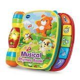 #9: VTech Musical Rhymes Book
