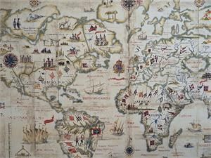 35 best kids fabrics from the fabric finder images on pinterest jay yang old world map multi mancave thefabricfinder buynow http gumiabroncs Gallery