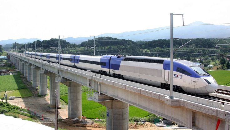 On 1 December, tickets for the much-awaited Korea Train eXpress (KTX) high-speed rail link between Seoul and PyeongChang went on sale.