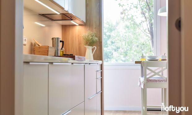 #proyectosabadell #iloftyou #interiordesign #barcelona #sabadell #lowcost #catalunya #ikea #ikeaaddict #kitchen #cocina #veddinge #silestone #arena #karlby #ranarp #parquetvinilico #ingolf