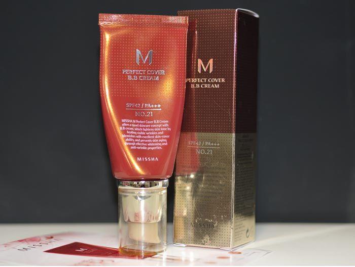 Testando   BB Cream M Perfect Cover da Missha. Resenha aqui: http://www.makeupatelier.com.br/2017/03/testando-famoso-bb-cream-m-perfect-cover-missha/