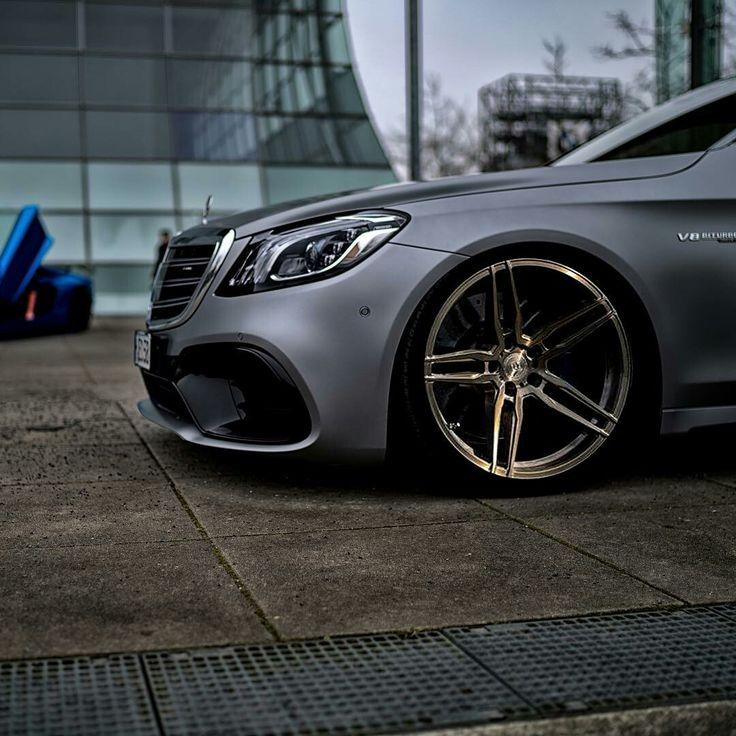 Mercedes-AMG S63 W222 – Cars and Bikes