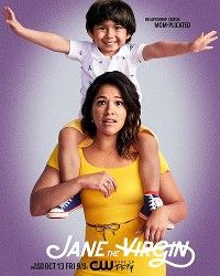 Jane the Virgin - Season 4 Jane is reunited with her first love, Adam, and is shocked but happy to see him, but Xo and Alba are less thrilled he is back, as Season 4 begins. Meanwhile, Rafael loses ownership of the hotel to his sister and ends up at Jane's house, broke and homeless.