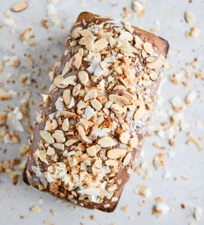 Spiked Almond Joy Milkshakes Recipe — Dishmaps