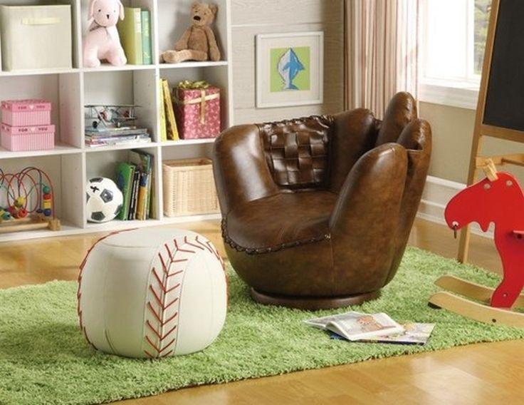 60 Boys Baseball Themed Bedroom Ideas