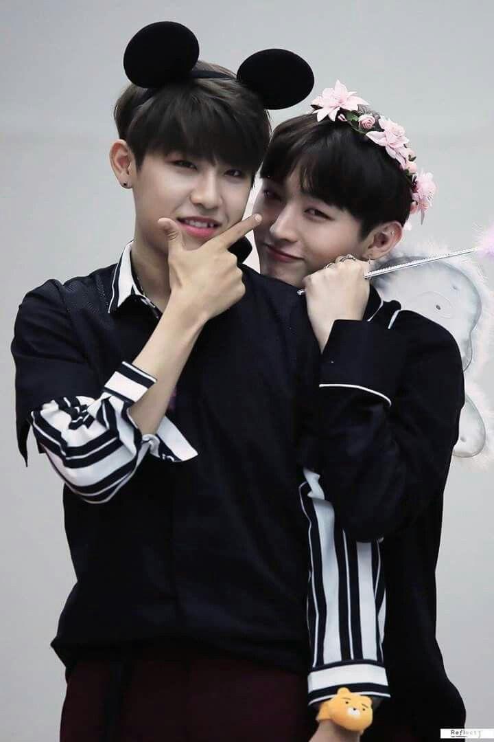 Woojin + Jisung