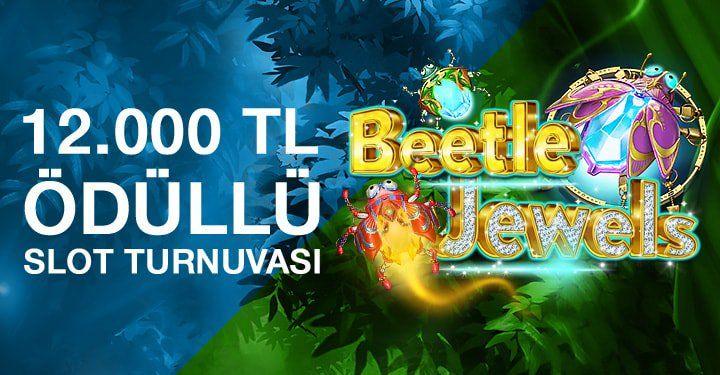 #Superbetin 29 Mart-3 Nisan #BeetleJewels  #Slot Turnuvasında Kazanan Belli Oldu‼️🎰  🏆A**********3 ve M*******E Kullanıcılarımız Kazanmıştır🏆#superbetin #bahis #bahissitesi #Türkiye #canlı #maç #casino #canli #live #oyunlar #onlinebahis #Türkçe #bahisoranlari #sportbetting #livecasino