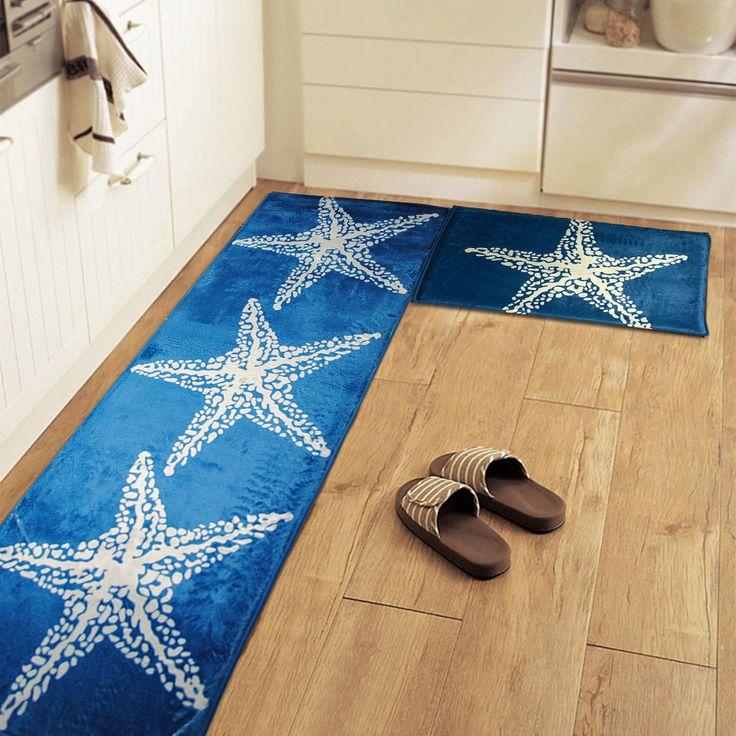 Ikeacasa Tapis Teppich Tappeto Alfombra Ковер Mediterranean Style Blue