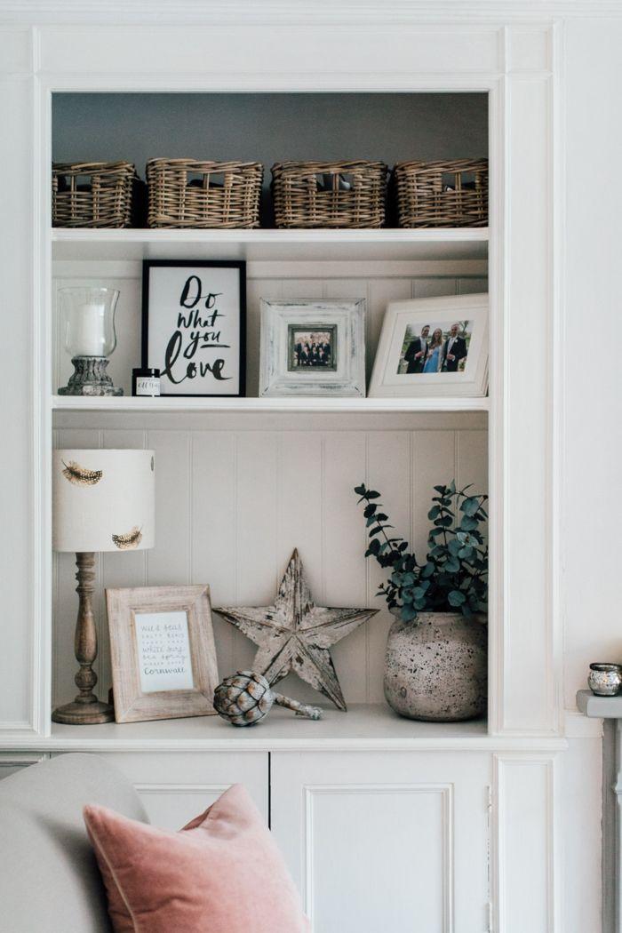 1001 ideen f r moderne wohnzimmer landhausstil for Wohnzimmer dekoration inspiration