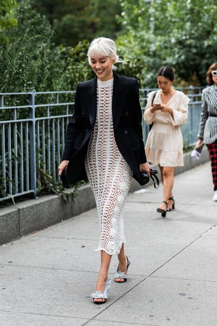5840971603ab The Best Street Style From New York Fashion Week 2019