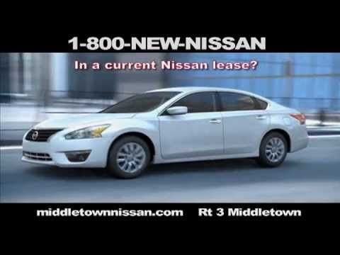 If you're in a current Nissan lease, you could get out of your lease early with the help of Middletown Nissan! http://www.middletownnissan.com