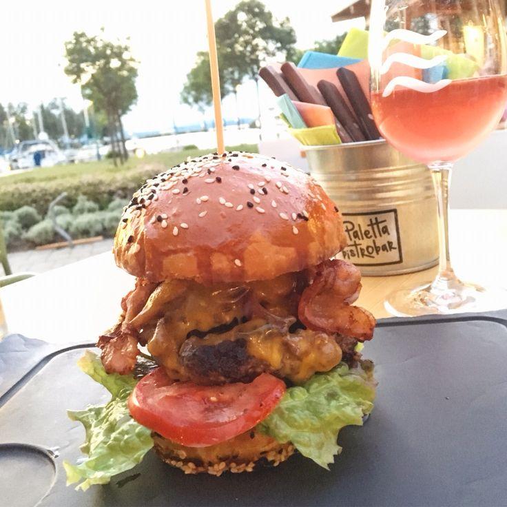 Bazalt burger