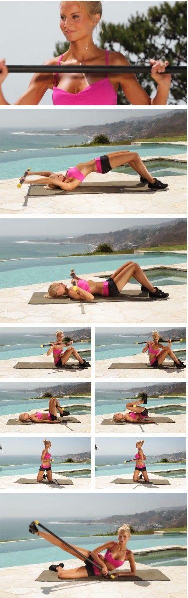 Bodybar workout