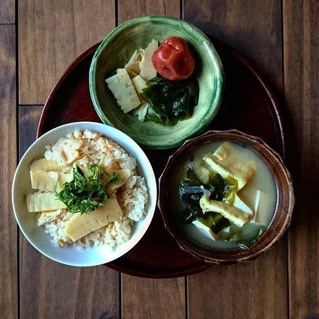 一汁一菜でよいという提案 から学ぶ一汁一菜の献立メニュー7選 Voyage 料理 レシピ 朝食 和食 献立 ワンプレート 和食