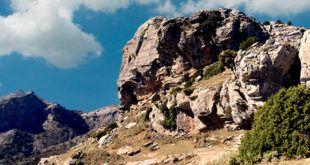 Ruta de senderismo Mirador Luis Ceballo - Tajo de la Caina