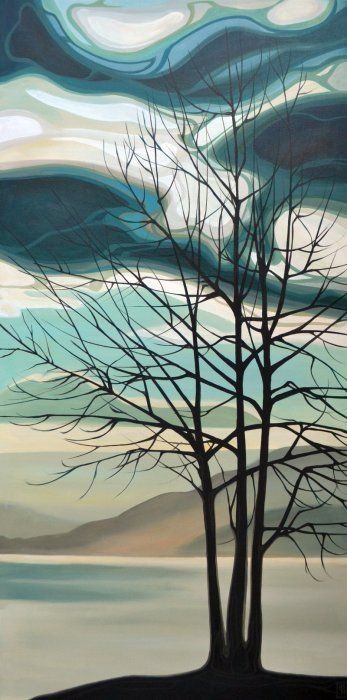 stark beauty ii | Erica Hawkes | The Artym Gallery