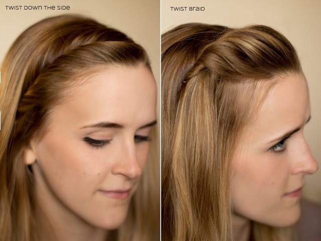 Pinning back Bangs/Fringe or a quick easy everyday hairstyle if you want to wear your hair down