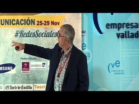 Alfredo Vela: La importancia de LinkedIn para el Empresario y los Profesionales #RedesSocialesCyL