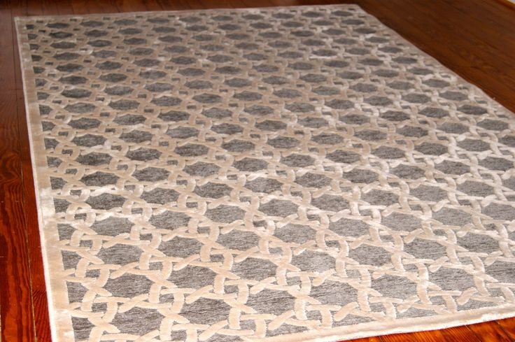 Grey And White Area Rug Home Goods For The Home Pinterest
