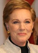 Julie Andrews, Actress, Singer, Author  and humanitarian (also made a Dame by Queen Elizabeth)