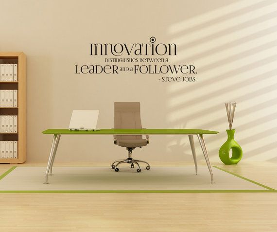 14 best Office Walls images on Pinterest | Office walls, Wall clings ...