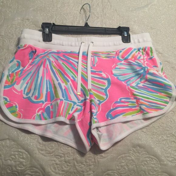 Lilly Pulitzer Pants - Lilly Pulitzer Chrissy Shorts