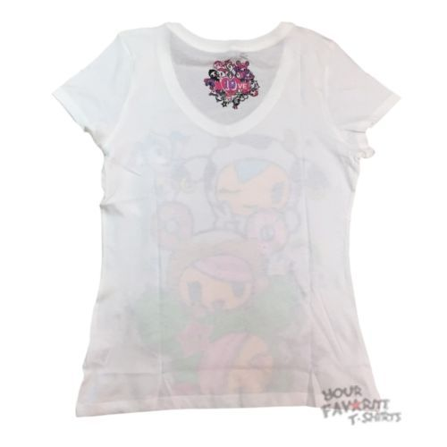 Tokidoki-10-Years-Anniversary-Art-Licensed-Junior-Shirt-S-XL