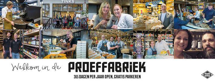Veghel Noordkade - Een verzameling van grote en kleine bedrijven die samen proeven en beproeven. Je kan er van alles beleven, zien, proeven en kopen.. laat je verrassen!