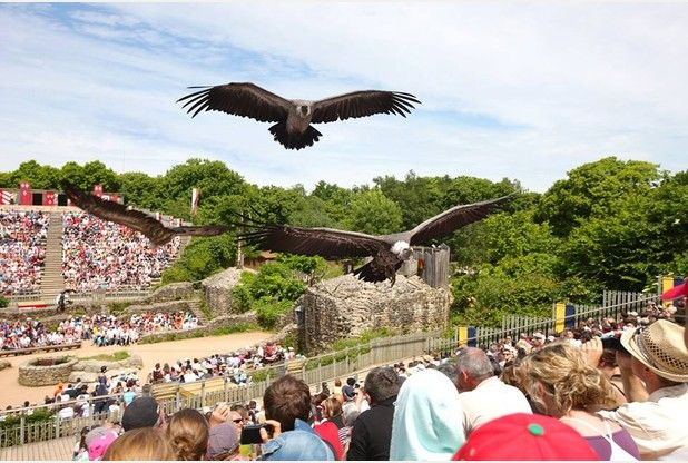 Puy du Fou -- Probably the best theme park in the world